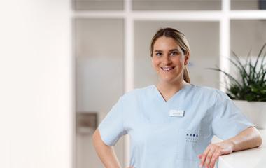 Praxis Dr. Adhami Portrait Jenny Möller